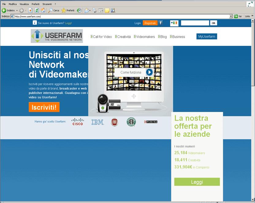 userfarm - Come fare business online