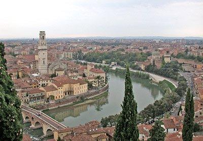 verona panorama - Verona da scoprire