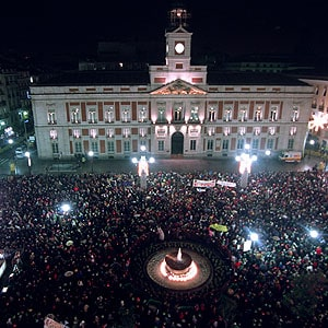 Madrid plaza del sol - Capodanno a Madrid