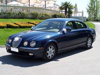 auto matrimonio jaguar stype - La scelta dell'auto per la sposa