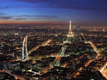 parigi - Un soggiorno a Parigi, la ville lumière