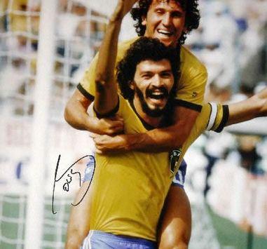 """socrates brasile - In ricordo di Socrates il """"taco de dios"""""""