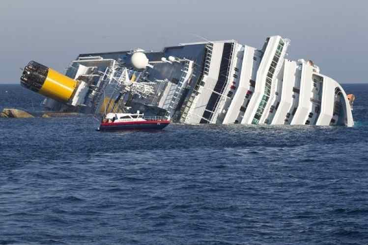 La nave da crociera - Costa Concordia e le tragedie in mare