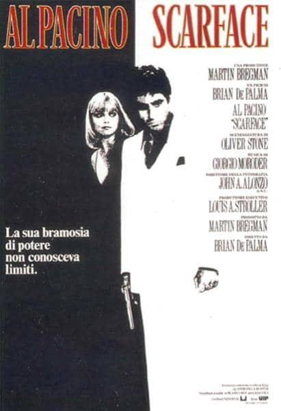 SCARFACE - Scarface: lo spietato Al Pacino