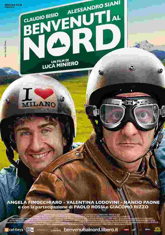 locandina benvenuti al nord - Benvenuti al Nord: il sequel del fenomeno 2010