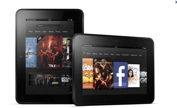 amazon kindle fire hd - Amazon Kindle Fire e Fire HD disponibili per l'acquisto anche in Italia