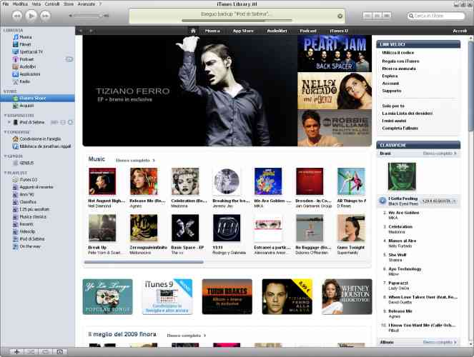 itunes Apple - Come trasferire file su iPhone, iPad e iPod