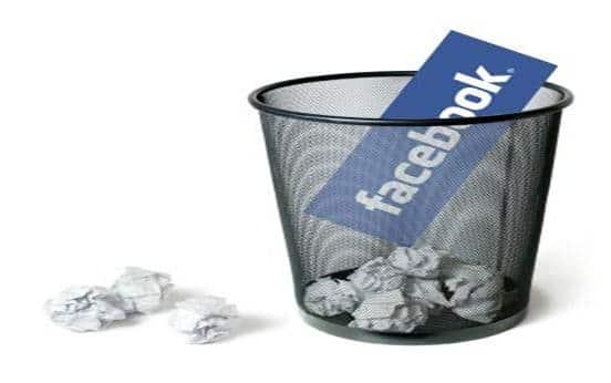 deleteAccountFB - Come eliminare o disattivare il proprio account Facebook