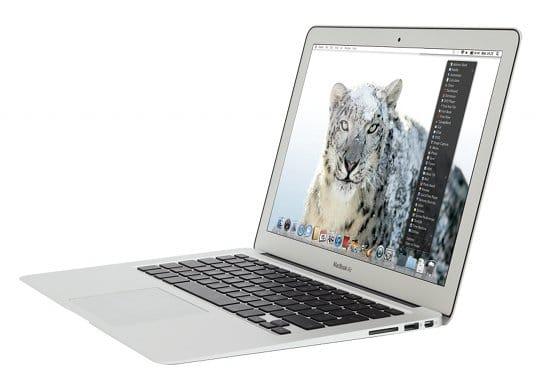 macbook air 13 8 - I migliori Ultrabook sul mercato nel 2012