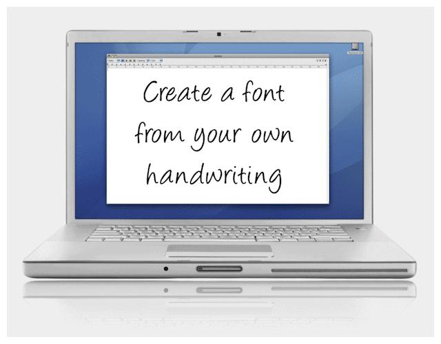 yourfonts - Creiamo un nostro font nuovo e originale
