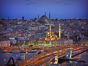 1.Istanbul Turkey - Un viaggio a Istanbul, crocevia di culture e continenti