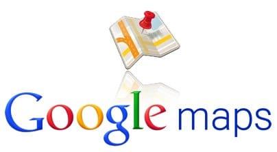 google maps logo - I nuovi servizi introdotti per le mappe da Google