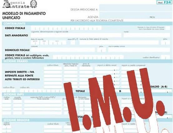 imu rate f241 - Il saldo IMU, svuota le tasche degli italiani