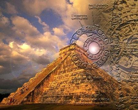 profezia maya e fine del mondo del 2012 la nasa rassicura - I Maya non conoscevano mia figlia