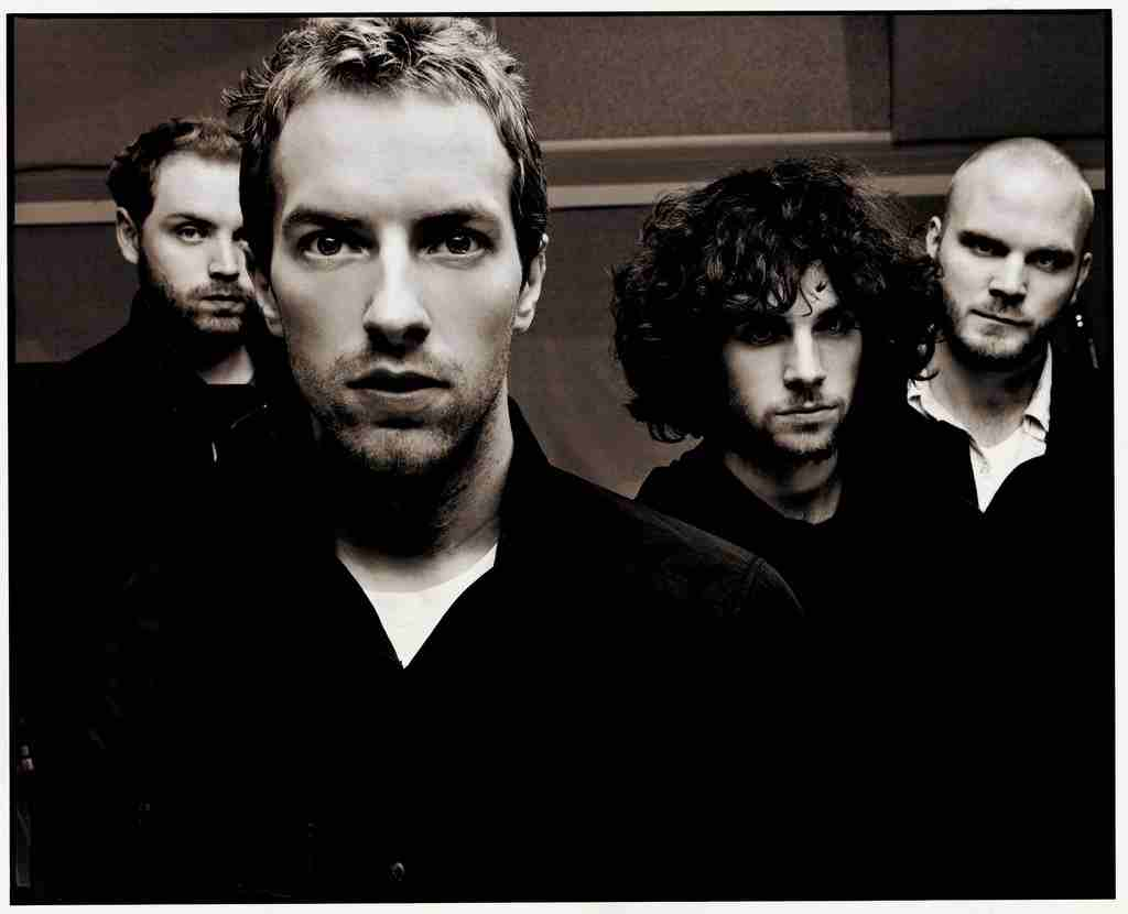 Coldplay5 - I Coldplay di Chris Martin