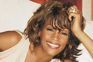 Whitney Houston 6 - Addio Whitney Houston, The Voice