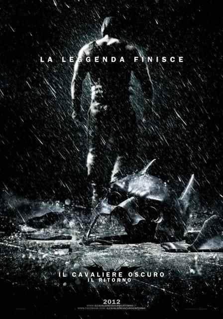 il cavaliere oscuro il ritorno poster italia 02 mid - Il Cavaliere Oscuro - Il ritorno è il film più atteso del 2012