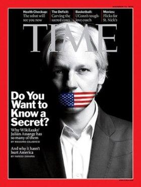 time assange 280xFree - Wikileaks ha bisogno di aiuto