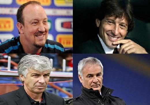 Allenatori Inter e1316859631675 - Calcio in Pillole: Ventinovesima giornata di Serie A