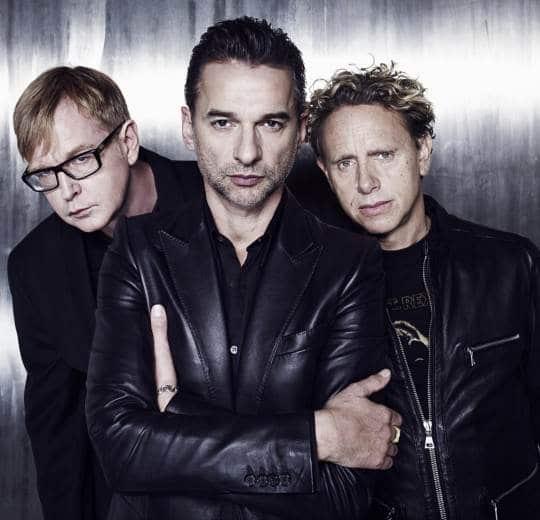 depechemode1 - Depeche Mode: dalle origini al nuovo album nel 2012