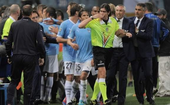fischio udinese lazio - Calcio in Pillole: Trentacinquesima giornata di Serie A