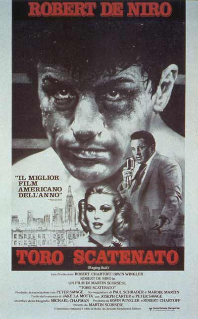 toroscatenato - Toro Scatenato: il miglior film sul pugilato della storia del cinema