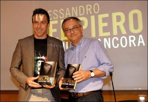delpiero libro - Giochiamo ancora: il nuovo libro di Del Piero