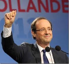 hollande - Hollande è il nuovo presidente della Francia
