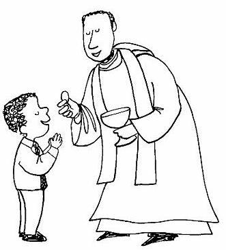 prima comunione 1 - Quello che le parrocchie non dicono..... ma scrivono.....