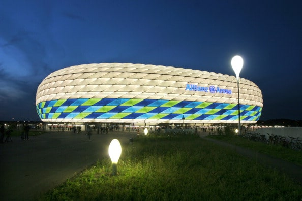 stadio - Champions League 2011-2012:la finale
