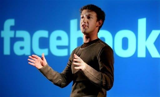 zuckerberg mark - Facebook: da social network a titolo Nasdaq