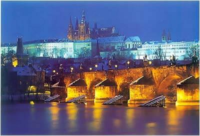 Praga di notte - Praga d'estate: cosa vedere