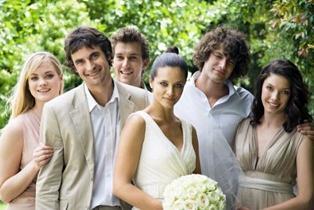 1.invitato nozze - Gli invitati che arrivano da fuori
