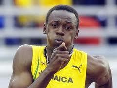 bolt che corre - Usain Bolt l'uomo più veloce del mondo