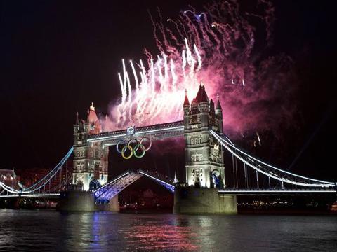 londra2012 - Si è conclusa la cerimonia di apertura Olimpiadi 2012