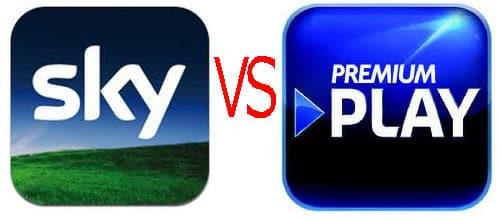SkyGo vs Mediaset Premium Play - Sky Go vs Mediaset Premium Play