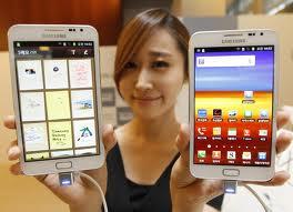 samsung galaxy note - Il nuovo Samsung Galaxy Note: tra un tablet e uno smartphone