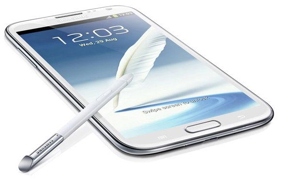 samsung galaxy note 2 - Presentato all'IFA di Berlino 2012 il nuovo Samsung Galaxy Note 2