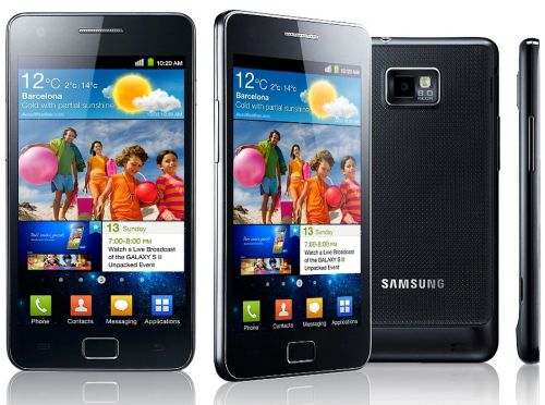 Galaxy S2 - Il Best Smartphone of The Year 2011: il Samsung Galaxy S2