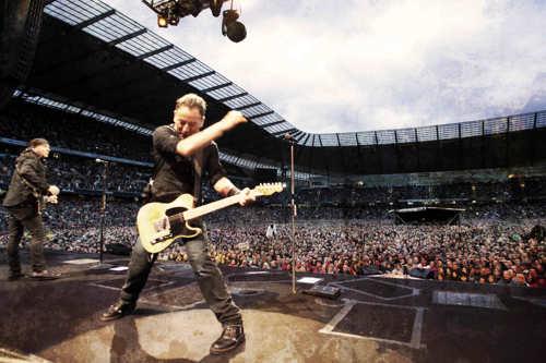 Boss Bruce - I concerti e i nuovi album del 2013