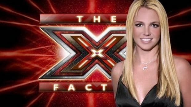 britney spears x factor 2 - Britney Spears lascia xFactor USA