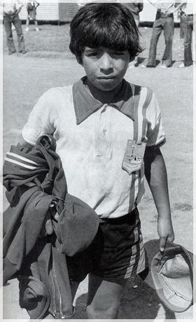 elPelusa - L'infanzia e l'adolescenza di Diego Armando Maradona