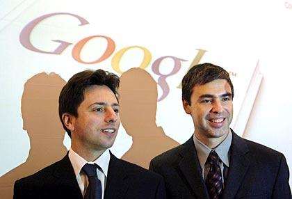 Larry Page dan Sergey Brin - Le origini di Google - la startup che diventa colosso del Web