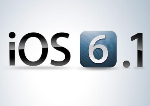 iOS 6.1 beta update1 - Apple rilascia il nuovo iOS 6.1 e aggiorna Xcode