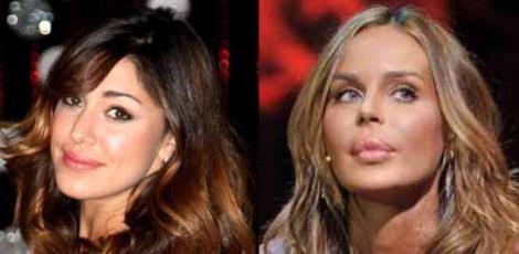 moric belen - Corona dentro, Nina Moric e Belen Rodriguez fanno la pace fuori