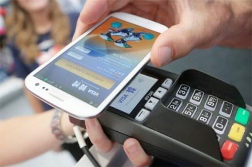 Samsung Galaxy NFC - Nel 2013 potremo utilizzare gli smartphone e i tablet come Pos