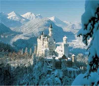 castelloNeuschwanstein - Attraverso la Baviera: tra castelli, paesaggi e borghi