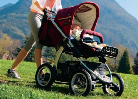 A Spasso bebe - Cosa portare durante le uscite con il bebè