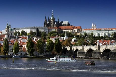 Praga prazsky hrad - I monumenti di Praga