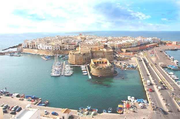 gallipoli - Progetti di una vacanza, Gallipoli